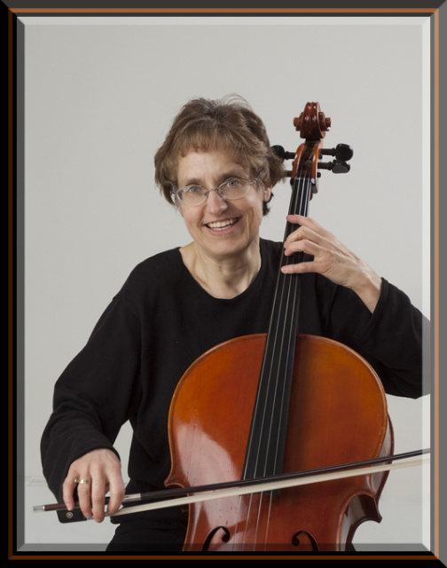 Hire a Cellist - Mello Cello with Stephanie